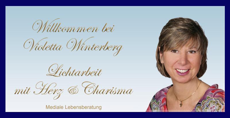 Mediale Lebensberatung Marburg - Violetta Winterberg